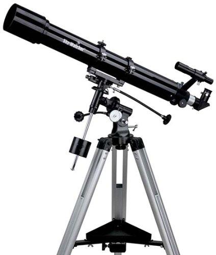 Skywatcher Refraktorteleskop Evostar 90/900 mm BlackLine auf EQ2 Montierung , BKR909EQ2