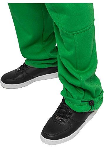 Urban Classics Herren Hose Cargo Sweatpants c.green