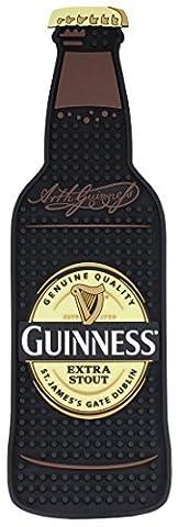 Guinness PVC Tapis de Bar en forme de