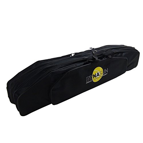 0cm-DynaSun-FBAG-Fishing-Rod-Holdall-Bag-Carp-Coarse-for-made-up-rods-reel-Black-Carry-Case-Luggage