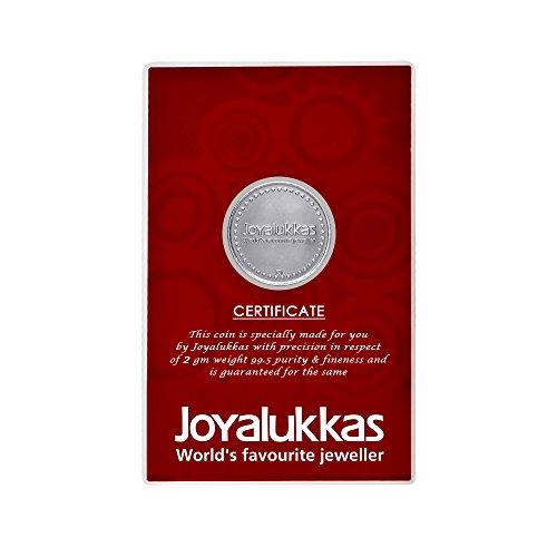 Joyalukkas Divinosilver Collection 2 gm 99.5 Silver Coin