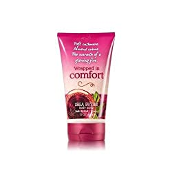 Bath and Body Works Wrapped In Comfort Shea Butter Body...