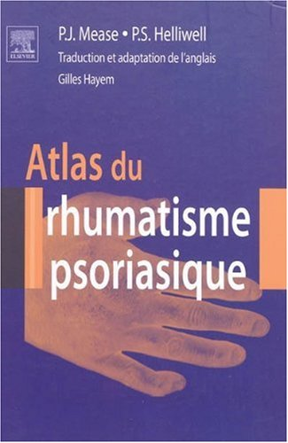 Atlas du rhumatisme psoriasique