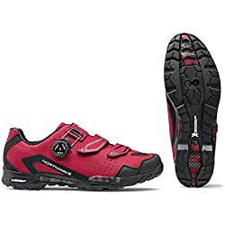 Zapatos de trekking NORTHWAVE OUTCROSS PLUS Dark Red, Tamaño:gr. 44