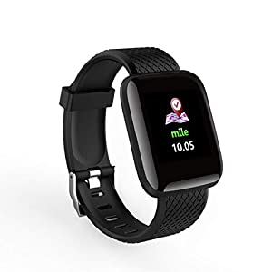 A-Artist Smartwatch Smart Watch Sport Uhr Smart Uhr Fitness Tracker mit Schrittzähler Schlafanalyse Touchscreen,SMS Facebook Vibration Kompatible Android Handy für Herren Damen