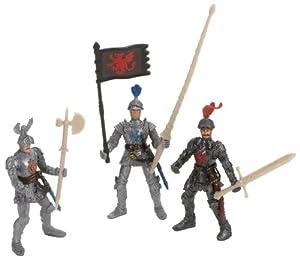 Simba 4372107-Knights 3Figuras de acción