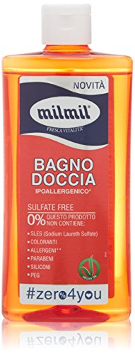 Bagno Doccia 500 ml 0% Ipoallergenico