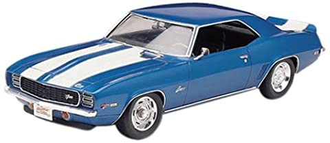 Plastic Model Kit-'69 Camaro Z/28