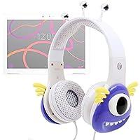DURAGADGET Auriculares mágicos para niños para tablet BQ Aquaris M10 Ubuntu Edition, BQ Aquaris M8