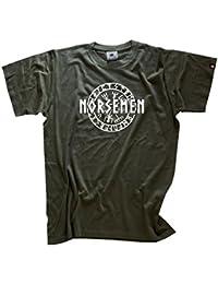 Viking-Shirts Norsemen Viking Wikinger Nordmänner T-Shirt S-XXXL