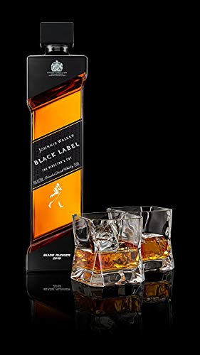 Johnnie Walker - Black Label Directors Cut Blade Runner 2049 (75cl Edition) - Whisky