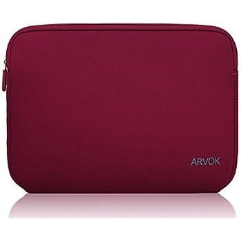 373f43bbab ARVOK 17 17.3 Pouces Housse pour Ordinateur Portable en Néoprène Pochette Sacoche  pour Chromebook Ultrabook Netbook