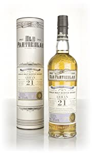 Arran 21 Year Old 1996 - Old Particular Single Malt Whisky from Arran