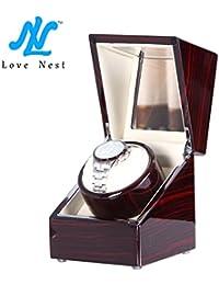 [100% Pure Handmade] Love Nest Remontoir Montre Automatique Montres Japonais Mabuchi Motor X2B
