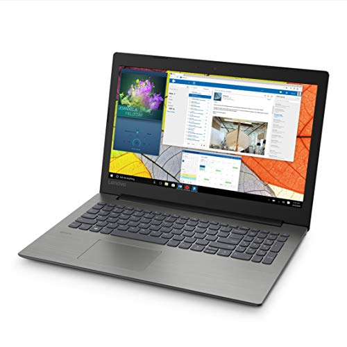 Lenovo Ideapad 330 Intel Core i5 8th Gen 15.6-inch Laptop (8GB/1TB HDD/Windows 10 Home/4GB Graphics/Onyx Black/2.2kg), 81DE012RIN
