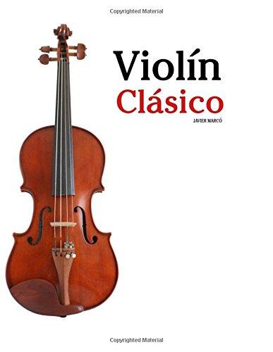 Violín Clásico: Piezas fáciles de Beethoven, Mozart, Tchaikovsky y otros compositores