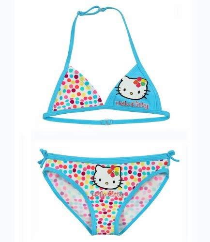 Hello kitty bikini - turchese - 140