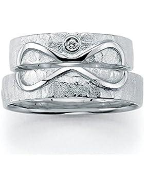 Unendlichkeit (Infinity) - für die Liebe des Lebens Eheringe, Trauringe, Verlobungsringe, Freundschaftsringe,...