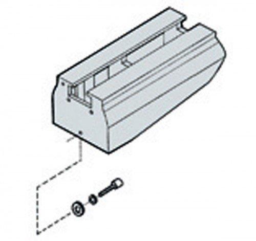 Preisvergleich Produktbild JET Maschinenbettverlängerung 560 mm für JWL-1221VS Drechselbank