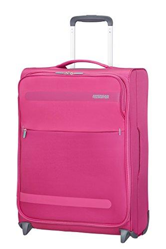 american-tourister-herolite-super-light-valise-2-roues-55-cm-41-l-bubble-gum-pink