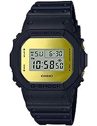 6317a0b8481b CASIO Reloj Digital para Hombre de Cuarzo con Correa en Resina  DW-5600BBMB-1ER
