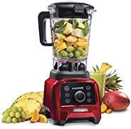 Hamilton Beach Professional Cold & Hot 1.8L Blender, 1400 Watt, 4 Presets Soup Smoothie Ice Crush Juice, I