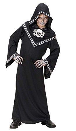 Kinder-Kostüm Meister der Totenköpfe, Größe 140