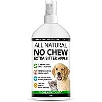 The Healthy Dog Co Spray antimordeduras para Perros con Aroma a Manzana Completamente Natural   para Entrenamiento de Cachorros y Gatitos   Spray para Perros y Gatos para Evitar Masticar 250ml