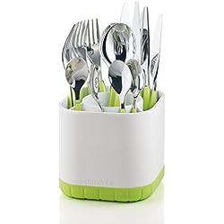 Fratelli Guzzini Kitchen Active Design Scolaposate, PP, Verde Mela