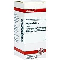 HEPAR SULF D12 80St Tabletten PZN:1773069 preisvergleich bei billige-tabletten.eu