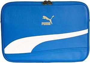 Puma Bytes 071926 06 Laptop Sleeve 38.2 x 26.5 x 1.8 cm Victoria Blue / White