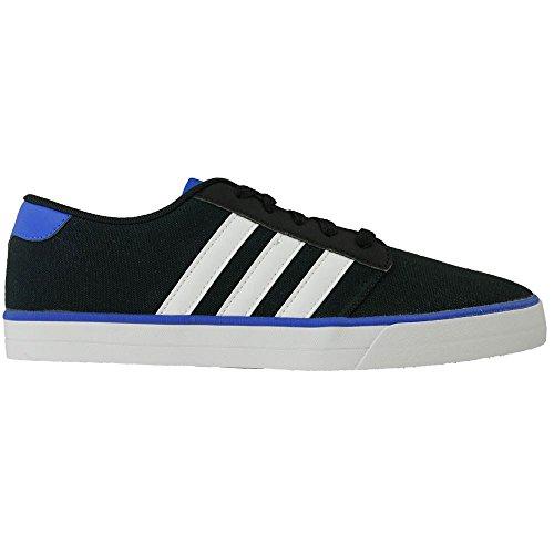 adidas - VS Skate - AQ1484 - Couleur: Blanc-Noir-Bleu - Pointure: 39.3