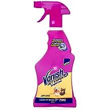Vanish esperto di animali domestici, pulizia della moquette e tappezzeria Cura, Tappeto Spray, 750ML