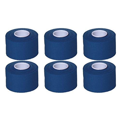 Premium Erste-hilfe-tape (Cawila Sporttape Premium, Blau, 3.8 cm x 10 m, 01330304)