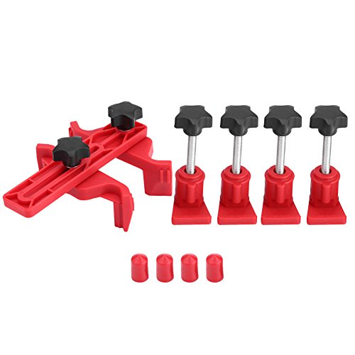 Acouto Auto Auto Motor Timing Arretierwerkzeug Dual Cam Clamp Nockenwelle Sprocket Gear Kit Universal