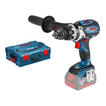 bosch professional gsb 18 v 85 c cordless combi drill without battery and charger l boxx. Black Bedroom Furniture Sets. Home Design Ideas