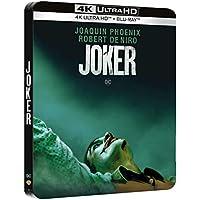 Joker - Steelbook 4K Ultra HD + Blu-Ray