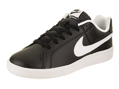 Nike Court Royale, Baskets Homme Blanc-Noir