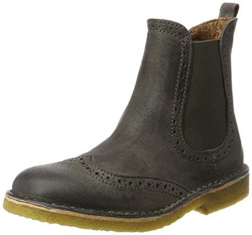 Bisgaard Unisex-Kinder Stiefelette Chelsea Boots, Grau (402 Grey), 33 EU