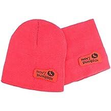 FOURCHEN Cappello Invernale da Bambino Cappellino di Sciarpe 20e981643bef