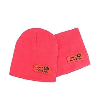 Immagine non disponibile. Immagine non disponibile per. Colore  FOURCHEN  Cappello invernale da bambino Cappellino di sciarpe ... b1b555ed211e