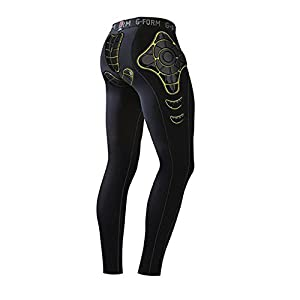 G-Form Pro-G Pants Black-Yellow L