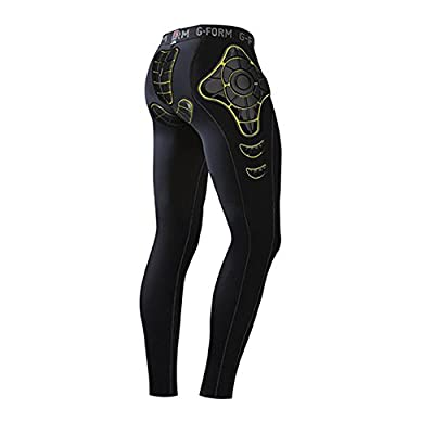 G-Form Pro-G Pants Black-Yellow L