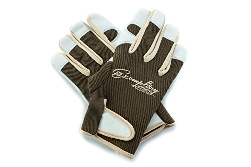leather-gardening-gloves-for-women-and-men-adjustable-velcro-fastener-and-breathable-spandex-back-id