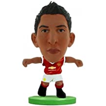 Soccerstarz Man Utd Angel Di Maria Home Kit (2015 Version) Toy Football Figures by SEI