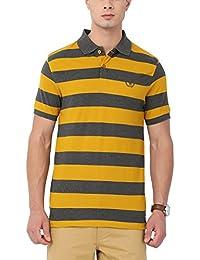 Urban Nomad Yellow Brown Men's T-Shirt