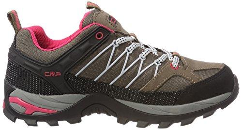 CMP Rigel, Stivali da Escursionismo Donna Beige (Tortora-ice)