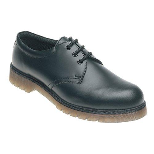 Briggs Fuß Saver Gibson Sicherheit Schuh Größe 5 schwarz