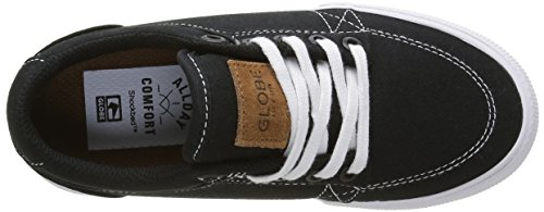 Globe Gs, Scarpe da Skateboard Bambino Noir (10214)