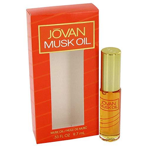 Jovan Damendüfte Musk Oil Perfum Oil 9 ml -